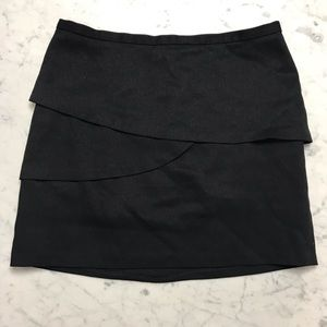 MICHAEL Michael Kors Short Tulip Petal Mini Skirt